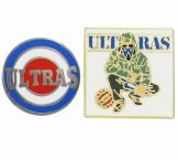 Crystal Palace ULTRAS Football Hooligans Pin Badge Set Hooligan & Ultras Shop