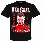 Luis Van Gaal Man Utd's Enforcer T-Shirt