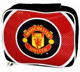 Man Utd Crest Lunch Bag Manchester United