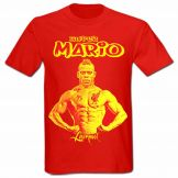 Liverpool & Super Mario Balotelli T-Shirt