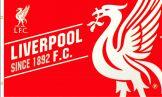 Liverpool FC Crest Flag