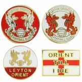 Leyton Orient Badges