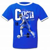 Diego Costa Spain & Chelsea Goal Machine T-Shirt