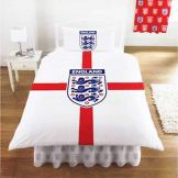 England Single Duvet Set