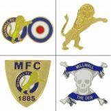 Millwall Pin Badges