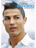 Cristiano Ronaldo Portrait 2015 Soccer Calendar Manchester United
