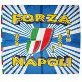 SSC Napoli Mini Banner Flag