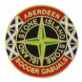 Aberdeen Casuals Badge Aberdeen