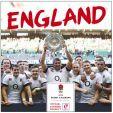 England Rugby RFU 2015 Calendar