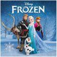 Disney Frozen Film Anna & Elsa 2015 Calendar