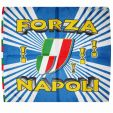 SSC Napoli Mini Banner Flag