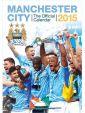 Manchester City 2015 Football Calendar