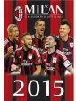 AC Milan Serie A 2015 Football Calendar