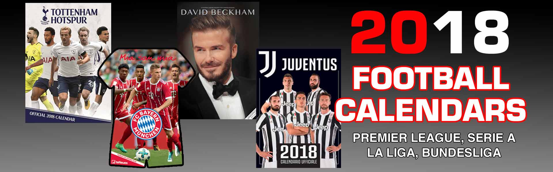 2018 football calendars image